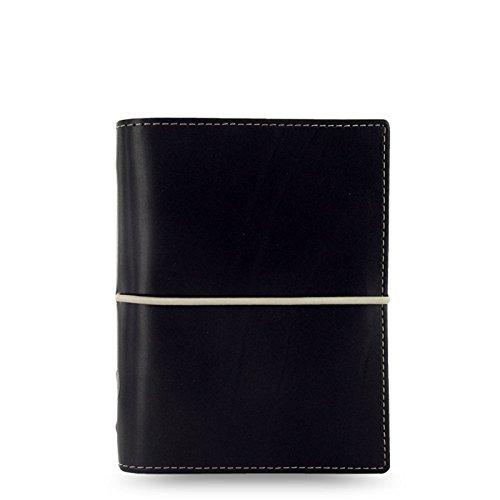 Filofax 27846 Domino Pocket Organiser, schwarz