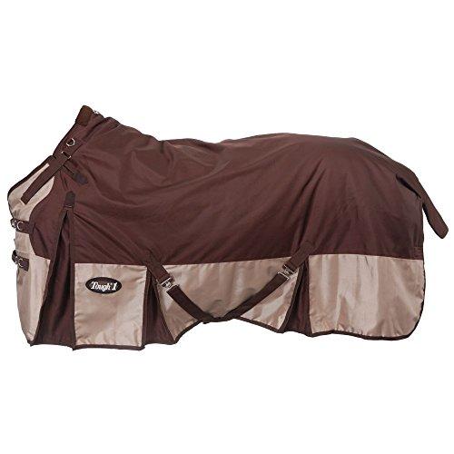 Tough-1 Snuggit 1680D Turnout Blanket 75 Brown