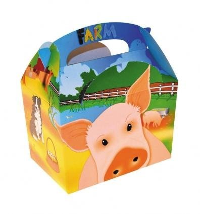 Colpac Party Box Farm Pack Of 10