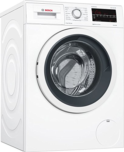 Bosch Serie 6 WAT24438IT Independiente Carga frontal 8kg 1200RPM A+++ Blanco - Lavadora (Independiente, Carga frontal, Blanco, Izquierda, LED, 63 L)