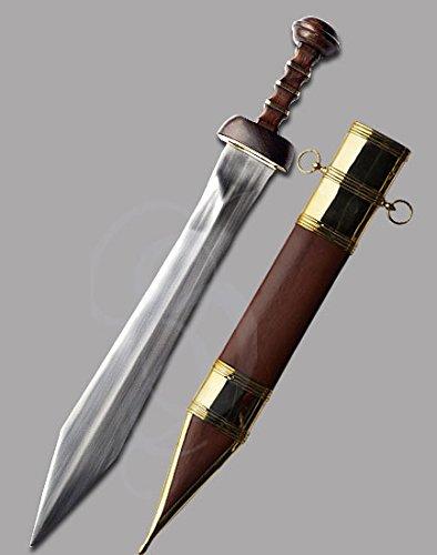 Strongblade Custom Engraved Roman Gladius Sword