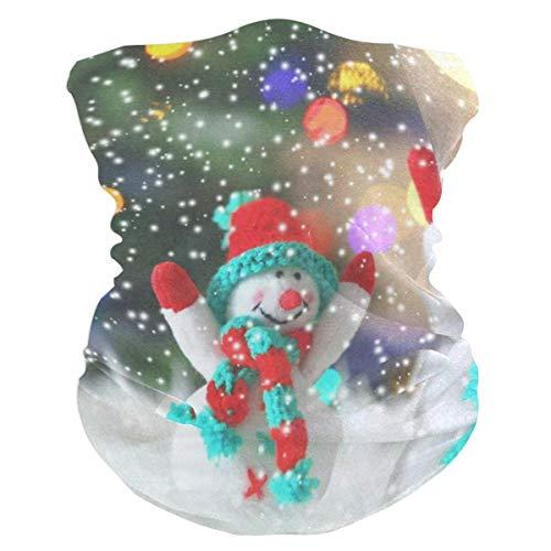NA Bandeau Anti-Transpiration Multifonctionnel,Écharpe De Couvre-Chef De Pomme De Fruit De Bande Dessinée, Écharpe De Demi-Visage De Commodité pour L'Extérieur Unisexe Adulte,25X50Cm