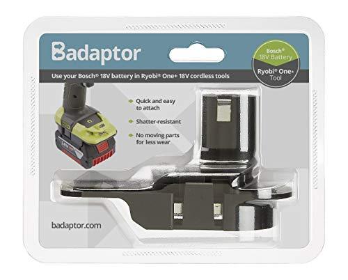 Badapter BOS-RYO Bosch auf Ryobi Batterieadapter