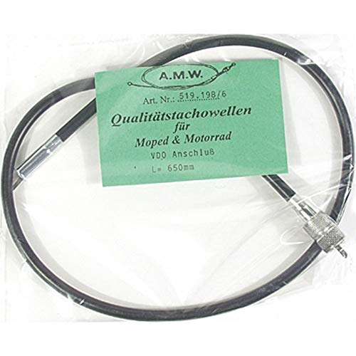 keine Angabe VDO Kienzle Tachowelle f. VDO-Tachometer 650mm T650
