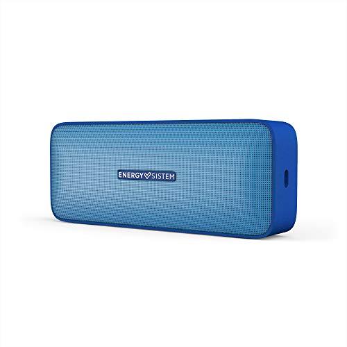 Energy Sistem Music Box 2 Indigo-Altavoz portátil inalámbrico (Bluetooth 5.0, TWS, 6 W, Audio-in, Hands-Free)