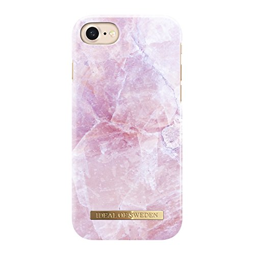 iDeal Of Sweden Handyhülle für iPhone 8/7 / 6 / 6s (Pilion Pink Marble)