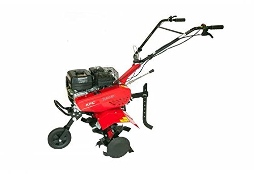 KPC KL310-3V HS Motozappa professionale con motore a 4 tempi, trasmissione di ingranaggi, 60-90 cm larghezza di lavoro