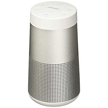 Bose SoundLink Revolve Portable Bluetooth 360 Speaker, Lux Gray