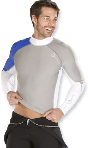 Aqua Lung SPF 50 Rated Long Sleeve Rash Guard