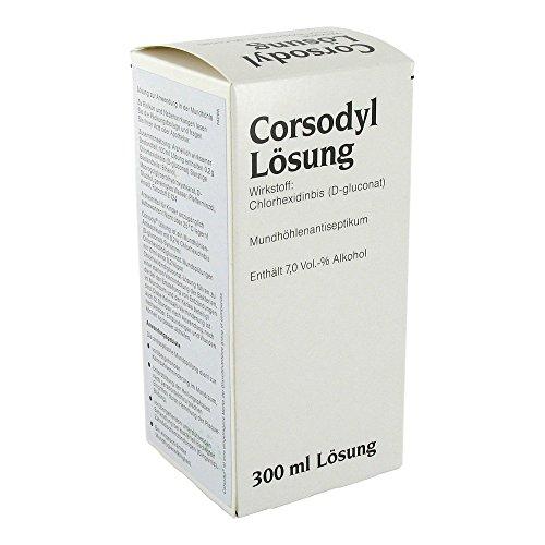 CORSODYL Lösung 300 ml