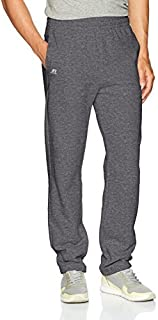 Russell Athletic mens Cotton Rich Fleece Open Bottom Sweatpants With Pockets Sweatpants