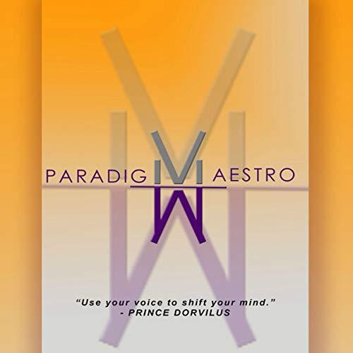 ParadigMaestro audiobook cover art