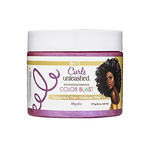 Color Blast Temporary Hair Makeup Wax - Mystic