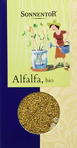 Sonnentor Alfalfa,6er Pack (6x 120 g) - Bio