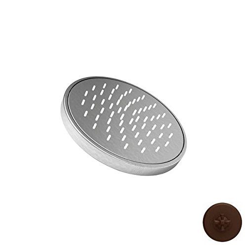 Great Price! Newport Brass 2153/ORB 8-7/8 Single Function Showerhead, Hand Relieved Oil Rubbed Bron...
