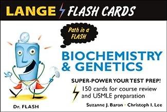 Lange Biochemistry and Genetics Flash Cards (LANGE FlashCards)