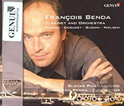 Conciertos Para Clarinete Y Orquesta