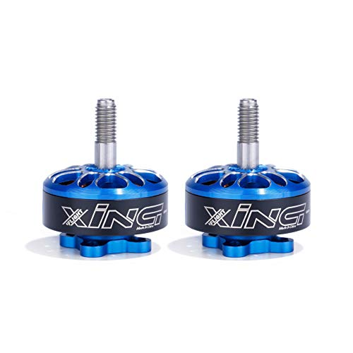 iFlight XING-E 2306 1700KV 3-6S Brushless Motor for FPV 5-7inch Racing Freestyle Quadcopter Drone Pack of 2
