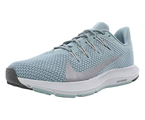 Nike Quest 2 Women's Running Shoes, 8.5M, Ocean Cube/Metallic Cool Grey/Pure Platinum