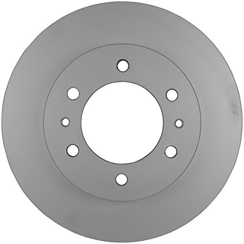 Bosch 12011447 QuietCast Premium Disc Brake Rotor For Hummer: 2006-2010 H3, 2009-2010 H3T; Front