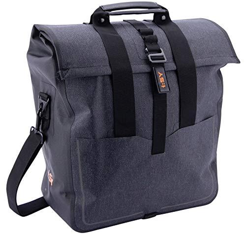 ISY Gepäckträgertasche Travel Bag für Montage vorne