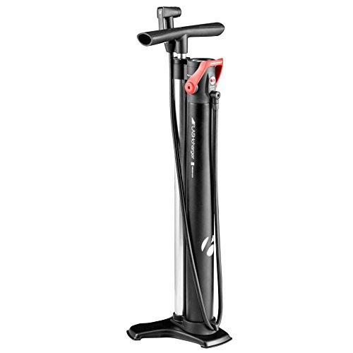 Bontrager Flash Charger Tubeless Fahrrad Standpumpe/Kompressor schwarz
