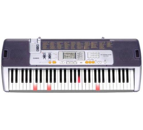 CASIO LK-110 - Leuchttasten Keyboard mit MIDI