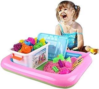 BYM MINI BOX Toy Magic Kinetic Magic - 1 KG Magic Sand