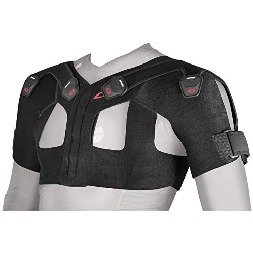 EVS Sports SB05 Shoulder Brace, Adult, S, Black, Größe small