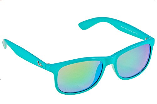 Gafas de Sol Ray-Ban RB4202 ANDY MATTE TURQUOISE
