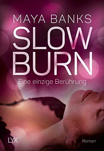Slow Burn - Eine einzige Berührung (Slow-Burn-Reihe, Band 5)