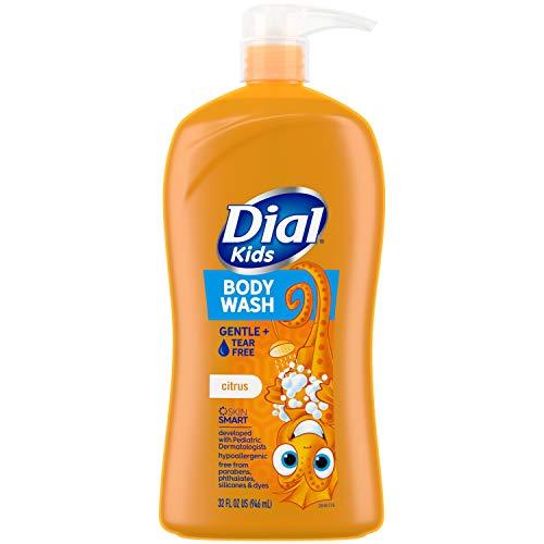 Dial Kids Body Wash, Citrus, 32 fl oz