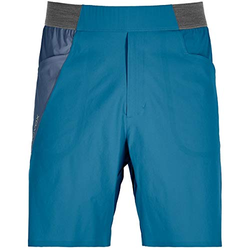 ORTOVOX Herren Piz Selva Light Shorts, Blue Sea, L