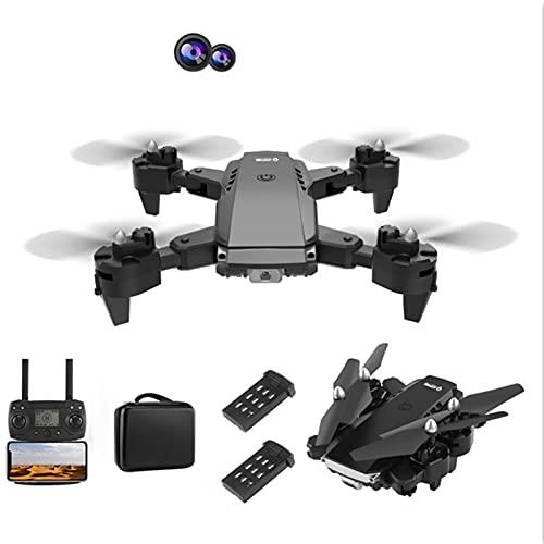 LiLong K2 GPS Drone 5G WiFi Dotato di Doppia Fotocamera HD 4K grandangolare, Flusso Ottico ad Altezza Fissa FPV Drone Professionale di Trasmissione in Tempo Reale