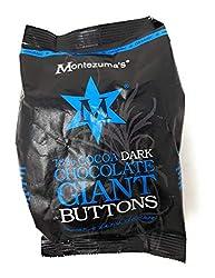 Organic Dark chocolate buttons Rich and sweet Gluten free