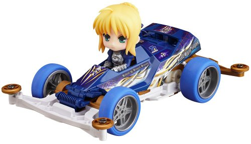 Nendoroid Petite x Mini 4WD [Fate/stay night] Saber Drives (Super Saber Special) (ABS&PVC Figure) (japan import)