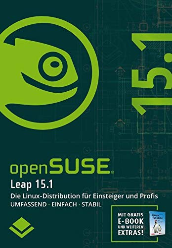 openSUSE Leap 15.1: Die Linux-Distribution für Einsteiger und Profis