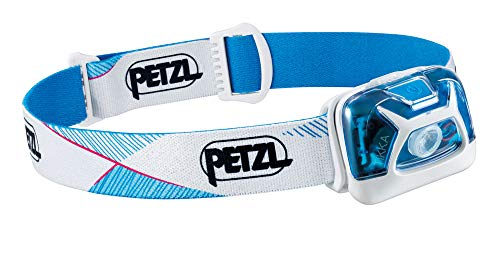 PETZL, Tikka Outdoor Headlamp with 300 Lumens for Camping and Hiking, White