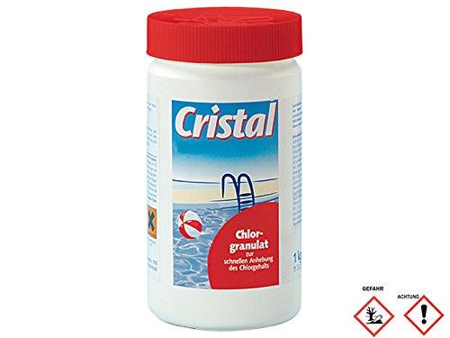 Chlorgranulat, 1 kg