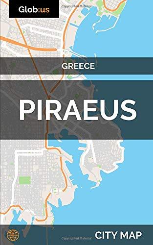 Piraeus, Greece - City Map