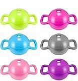xiannvv peso bollitore campana, bollitore yoga campana kettlebell allenamento resistenza allacqua palestra fitness crossfit