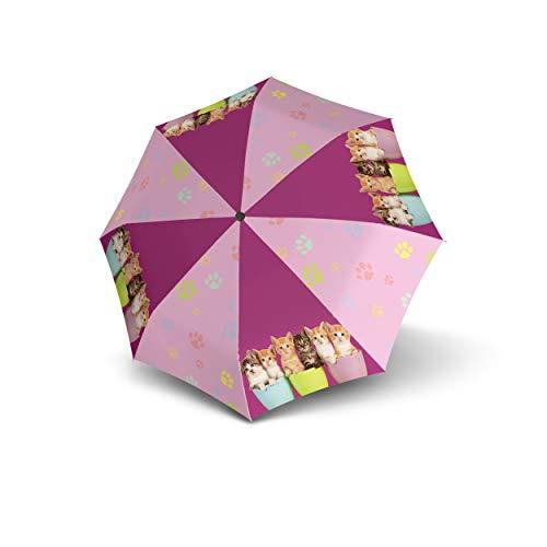 doppler ombrello per bambini Dogs Jugend Automatik - Automatico - Cats