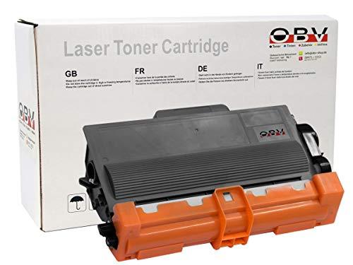 OBV kompatibler Premium Toner ersetzt Brother TN3390 TN-3390 Kapazität 12000 Seiten für Brother DCP-8250DN HL-6180DW HL-6180DWT MFC-8910DW MFC-8950DW MFC-8950DWT
