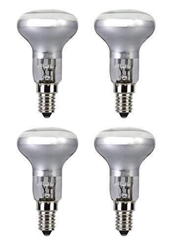 Preisvergleich Produktbild Sylvania Halogen-Reflektorlampe,  R50,  E14,  18 W,  dimmbar,  entspricht 25 W,  4 Stück