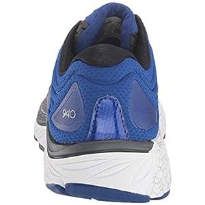 New Balance Men's 940 V4 Running Shoe, Magnet/Marine Blue, 9.5 Wide