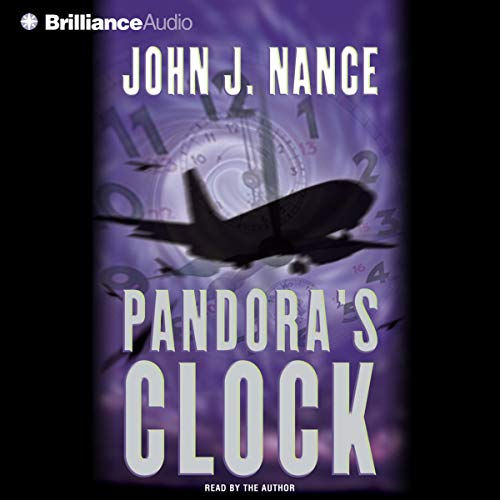 Pandora's Clock audiobook cover art