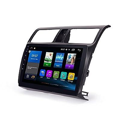 Android-91-Autoradio-Autonavigation-Steuergeraet-Stereo-Multimedia-Player-Geographisches-Positionierungs-System-Radio-25D-IPS-Touchscreen-FuerSUZUKI-Swift-2005-2010