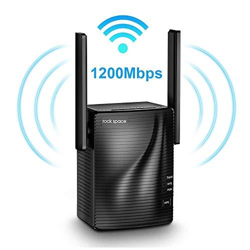 WiFi Range Extender - WiFi Repeater AC1200 Wireless Signal...