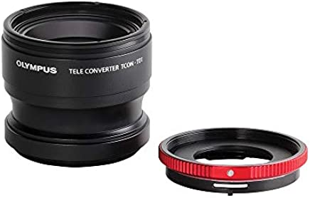 Olympus Telephoto Tough Lens Pack (lens and adapter) for TG-1/2/3/4/5 & 6