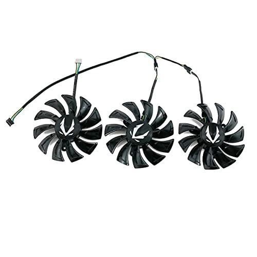 Cooler Fan GA92S2U RTX2080 Ti - Ventilador para ZOTAC Gaming GeForce RTX 2080 2080Ti AMP